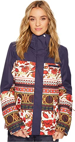 Roxy - Torah Bright Jetty Block Snow Jacket