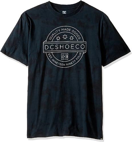 DC Herren Acyd Ball T-Shirt, Large, schwarz