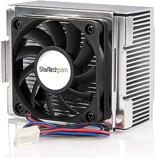 StarTech.com 85x70x50mm Socket 478 CPU Cooler Fan with Heatsink & TX3 Connector (FAN478)