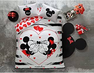 Disney Minnie & Mickey Día de San Valentín AMOUR SO IN