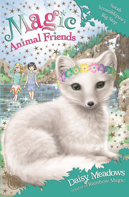 増幅する笑い回復Sarah Scramblepaw's Big Step: Book 24 (Magic Animal Friends) (English Edition)