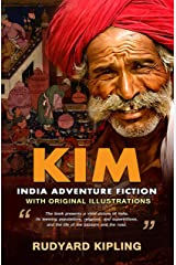 Kim : Classic Edition With Original Illustrations Kindle Edition