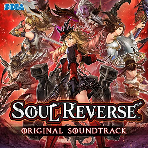 SOUL REVERSE ORIGINAL SOUNDTRACK