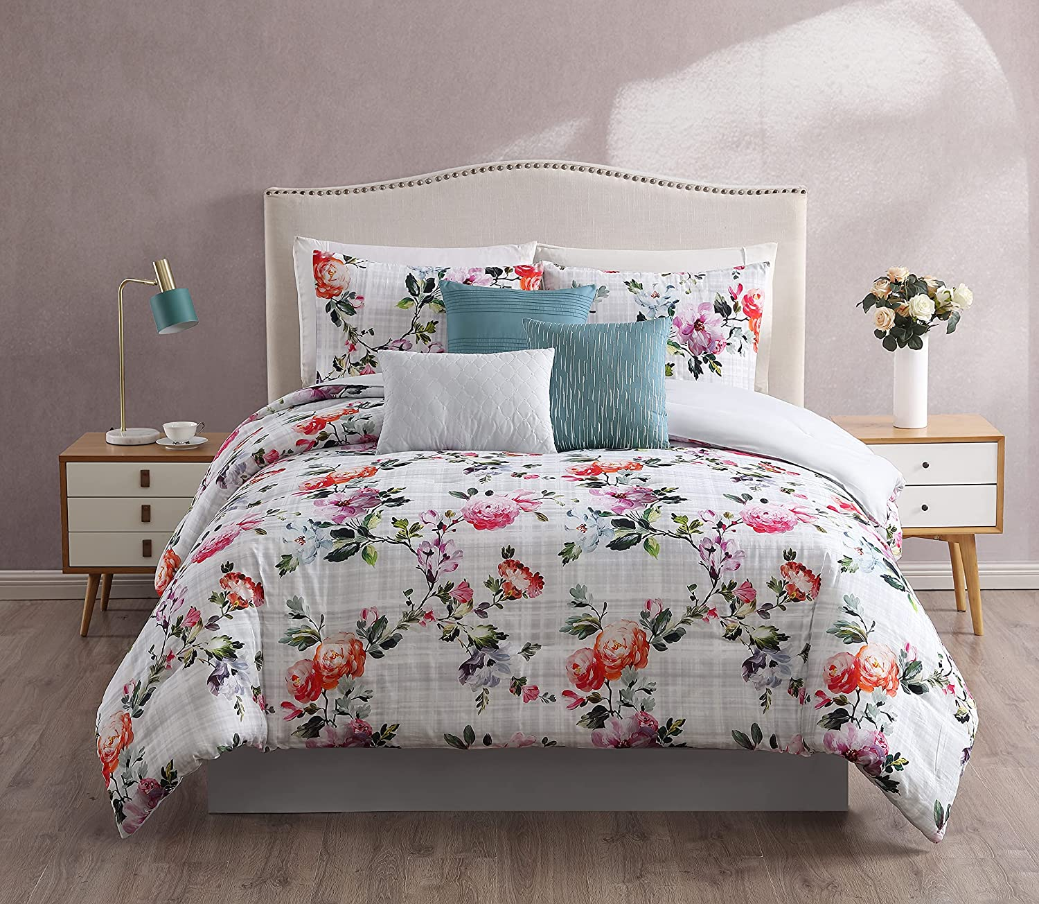 Riverbrook Home Elite Collection Comforter Queen Katina Tampa Mall Purchase - Set