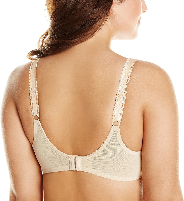 Wacoal Women's Slimline Seamless Minimizer Bra