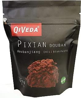 QiVeda Pixian Douban (Chili Bean Paste) [Doubanjiang] 227g (8 oz) Non-GMO