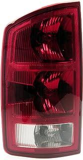 Dorman 1610362 Driver Side Tail Light Assembly for Select Dodge Models