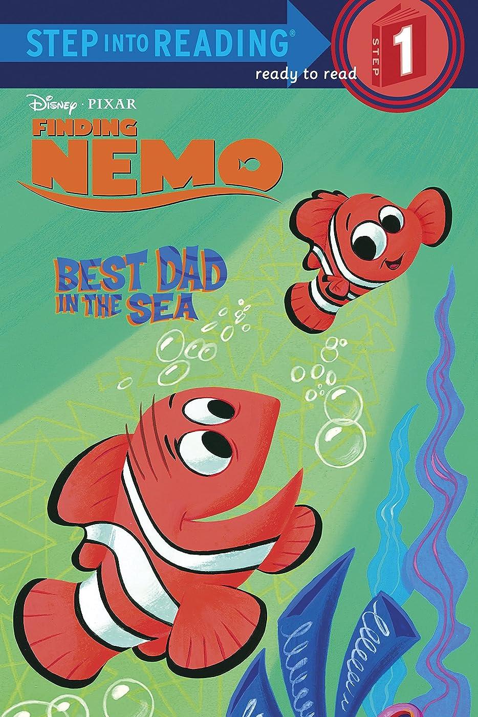 スキニーガス一杯Best Dad In the Sea (Disney/Pixar Finding Nemo) (Step into Reading) (English Edition)