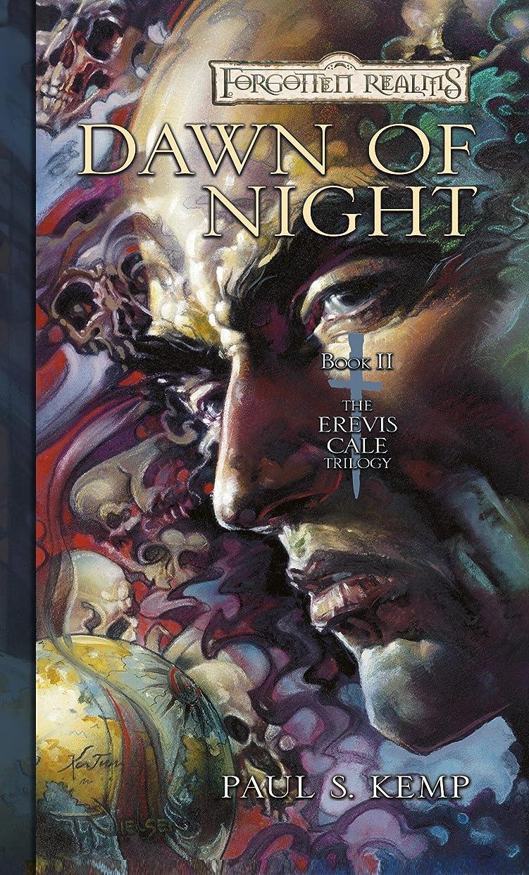 原点スケルトン手のひらDawn of Night: The Erevis Cale Trilogy, Book II (English Edition)