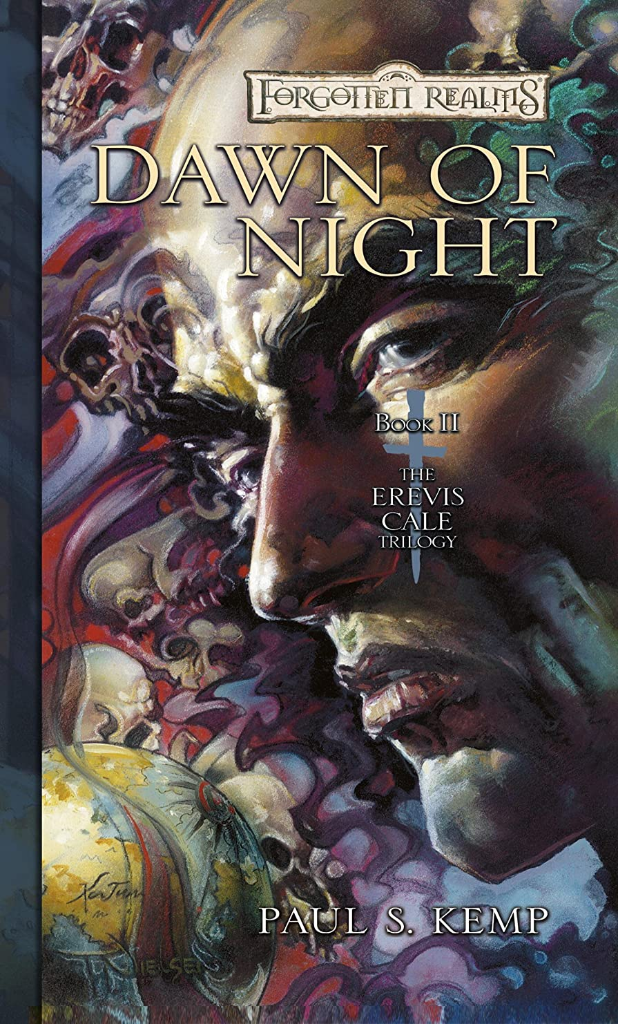 処理引き出すサスペンドDawn of Night: The Erevis Cale Trilogy, Book II (English Edition)