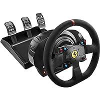 Deals on Thrustmaster T300 Ferrari Integral RW Alcantara Edition PC
