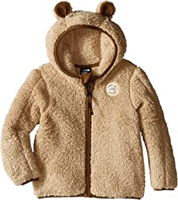 The North Face Kids Plushee Bear Hoodie (Infant)