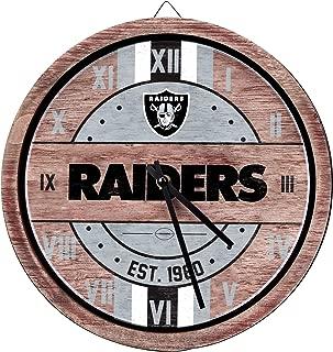 Best oakland raiders clock Reviews