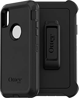 OtterBox (77-59761) DEFENDER SERIES, Rugged Protection for iPhone XR - BLACK