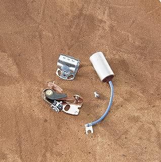 Blue Streak Points and Condenser Set H/D-KIT1
