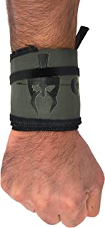 One Man Empire Wrist Wraps for Crossfit Training, Olympic Lifting, Strength Training, Weightlifting - Strong Wrist Support for Men and Women