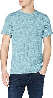 Jack & Jones Men's JJEMELANGE TEE SS O-NECK NOOS T-Shirt