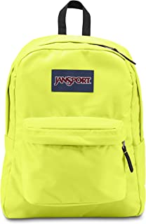 lorac yellow jansport backpack