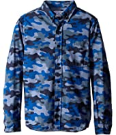 Little Marc Jacobs - Chambray Camoflage Shirt (Little Kids/Big Kids)