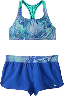 Amp Axis Racerback Sport Top Short Set (Big Kids)