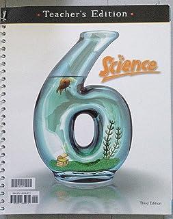 Science 6 for Christian Schools; Teacher's Edition, Bob Jones