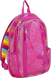 Best mesh backpack pink Reviews