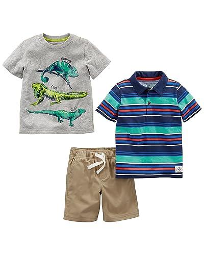 7f01391182c08 Carter's Toddler Boy Clothes: Amazon.com