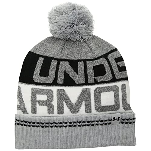 bda37044 Under Armour Men's Retro Pom 2.0 Beanie