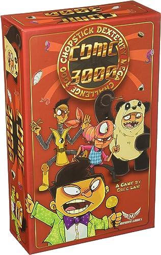 Mayday Games Chopstick Dexterity Mega Challenge 3000 Board Game