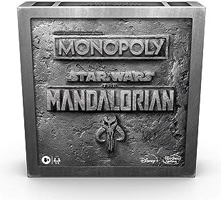 Hasbro Monopoly Star Wars The Mandalorian The Mandalorian