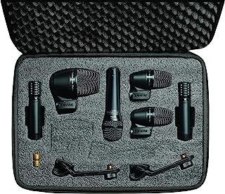 Shure PG ALTA - Kit de 6 micrófonos para batería