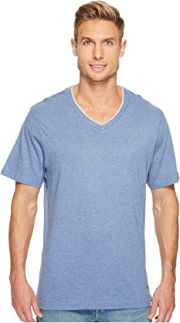 Tommy Bahama - Heather Cotton Modal Jersey Tee