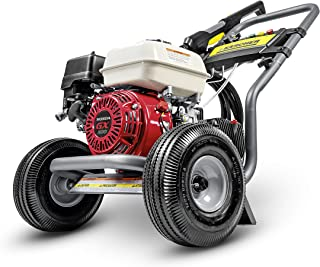 Karcher G3500 OHT Gas Pressure Washer with VersaGRIP, Powered by Honda, 3500 PSI, 2.6GPM