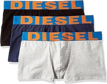 Diesel UMBX-shawnthreepack Boxer Mutande da Uomo (Pacco da 3)