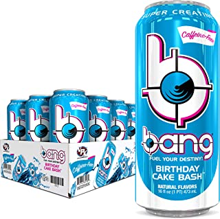Bang Energy Vpx Bang Rtd, Cf-black Cherry Vanilla