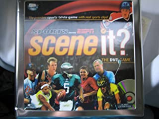 Scene It? Sports Powered By Espn by optreve