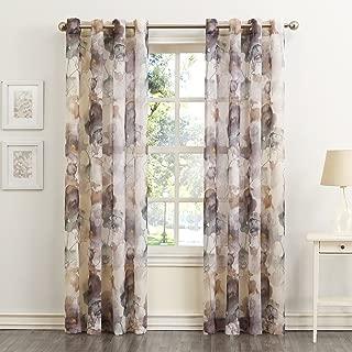Best cream floral curtains Reviews