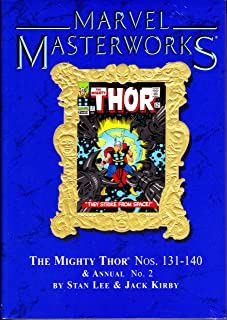 MARVEL MASTERWORKS Volume 69 [Variant Cover] MIGHTY THOR 131-140 by Stan Lee (2006-05-03)