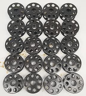 HONEYSEW M SIZE BOBBINS 20PCS FOR INDUSTRIAL SEWING MACHINE #18034 (20PCS)
