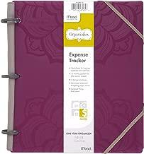 Mead Organizher Expense Tracker, Budget Planner, Bill Organizer, 8-1/2
