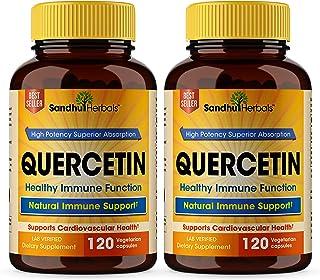 Quercetin Vegetarian Capsules 240 Count