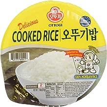 Ottogi Fresh Cooked White Rice, 7.40 oz., 12 Count