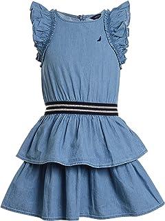 فستان جينز للبنات من نوتيكا