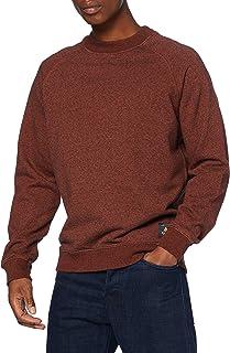 Scotch & Soda Men's Melange Crewneck Sweat with Raglan Sleeve Sweater