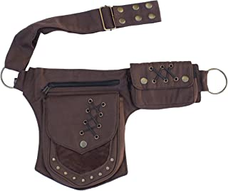 Best hippie pouch belt Reviews