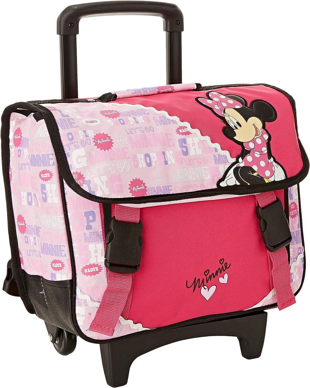 Minnie School Bag, rot - rot, MIA13019_rot_41