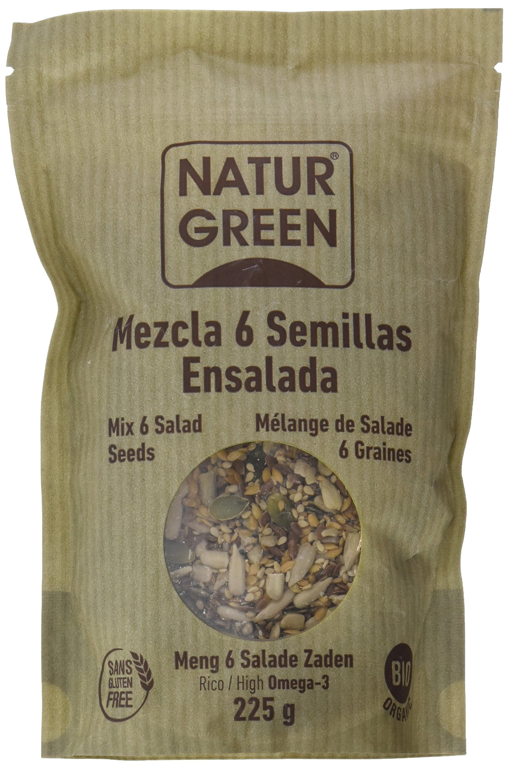 Amazon.es: NATURGREEN: Semillas y Legumbres