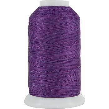 Superior Threads King TUT #40//3-Ply Quilting Thread 2000 yds Cone; 994 Karnak 121-02-994