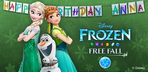 『アナと雪の女王: Free Fall』のトップ画像