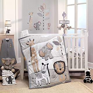 Best lambs and ivy safari crib set Reviews